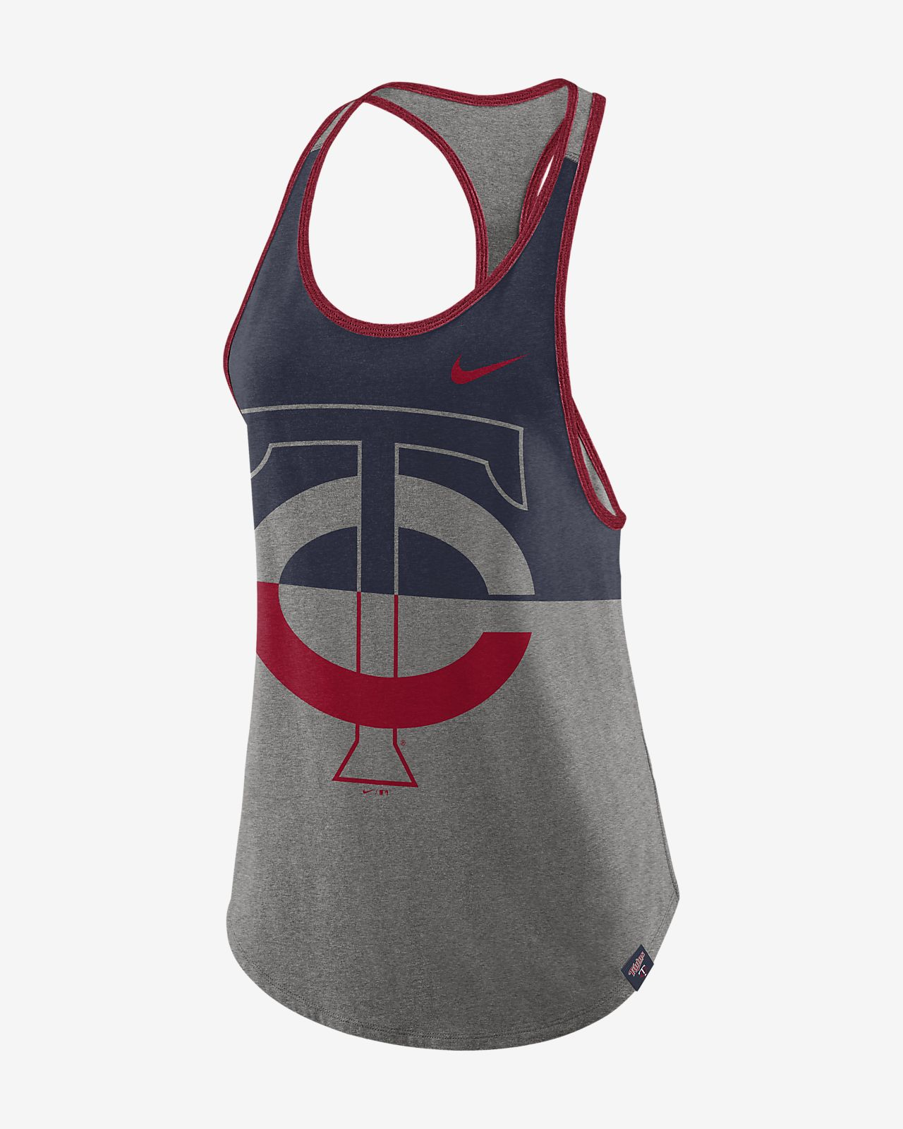 Nike Tri-Blend (MLB Twins) Women's Tank