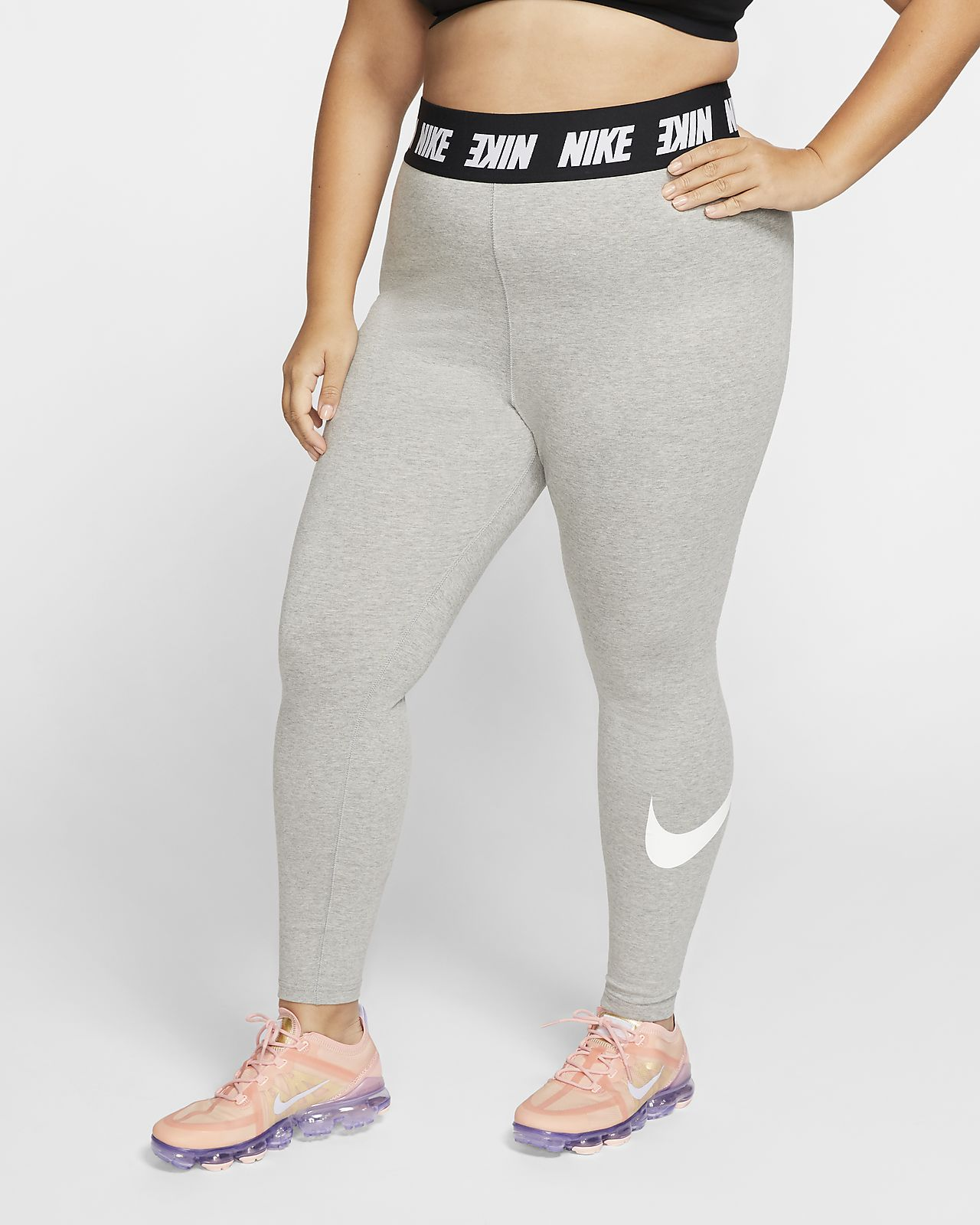 Женские леггинсы Nike Sportswear (большие размеры)