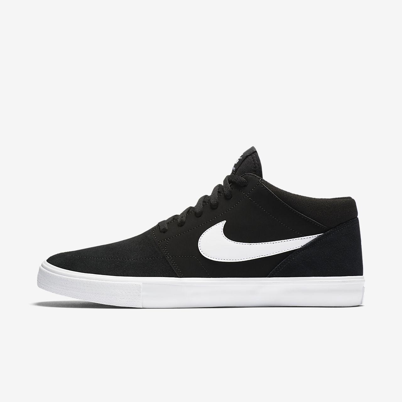 Mens Sb Portmore Ii Solar Skateboarding Shoes Nike 8IFGI1
