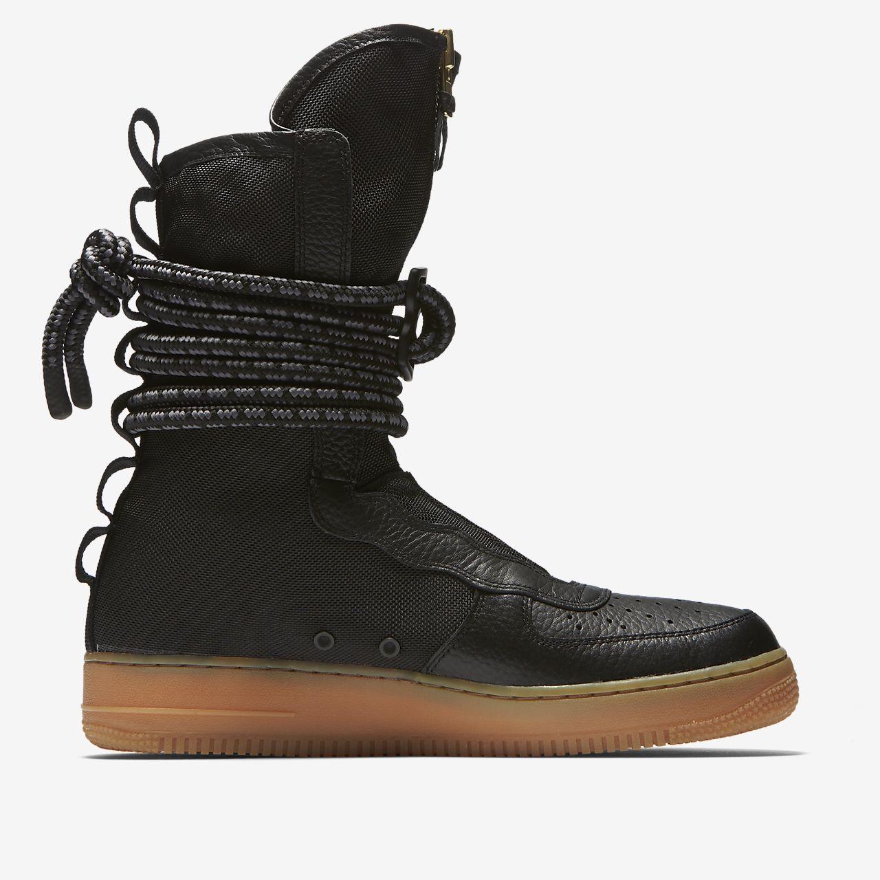 Noir Sf Baskets Nike Af1 Hi 3tQiE9y7