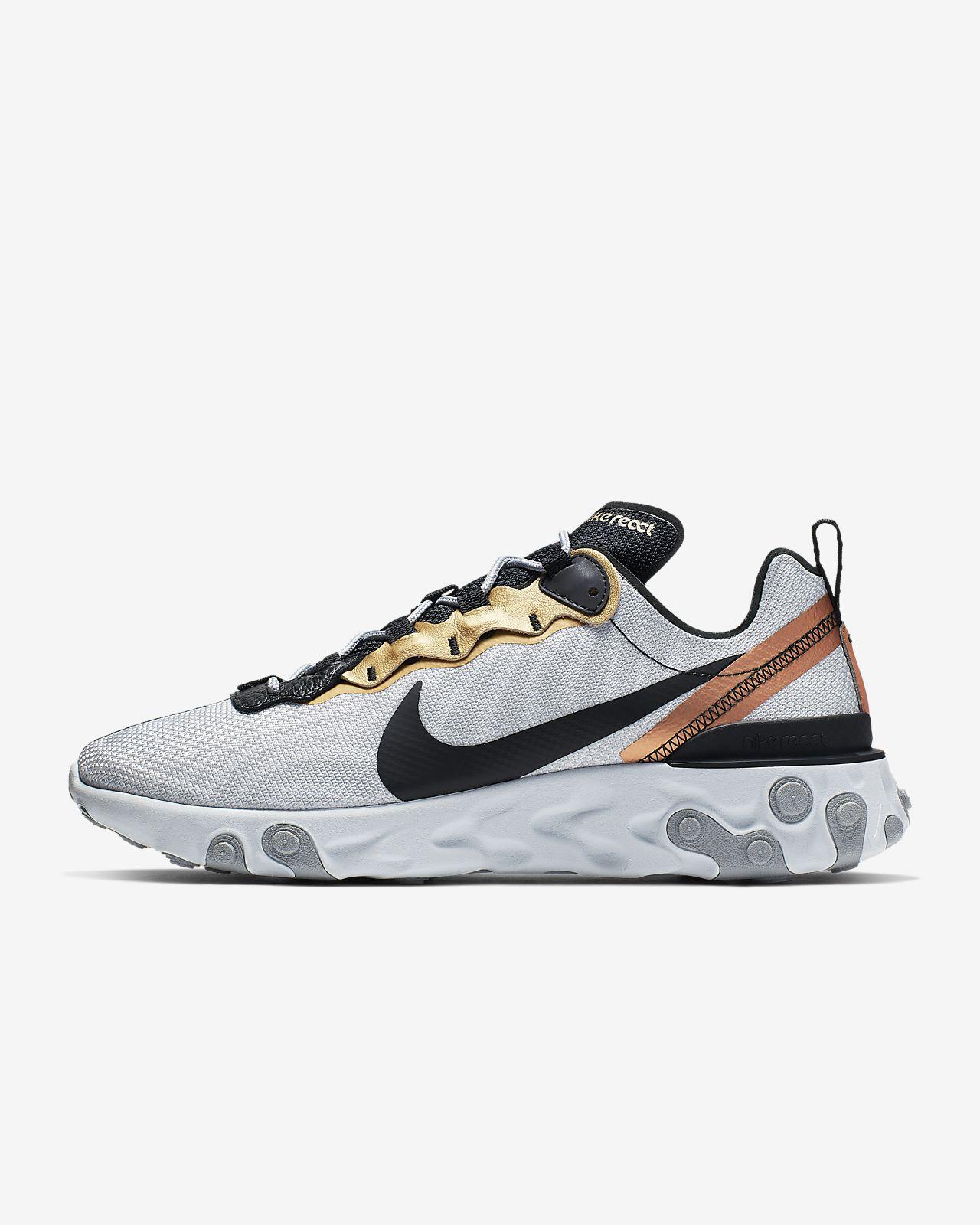 Nike React Element 55-sko til mænd