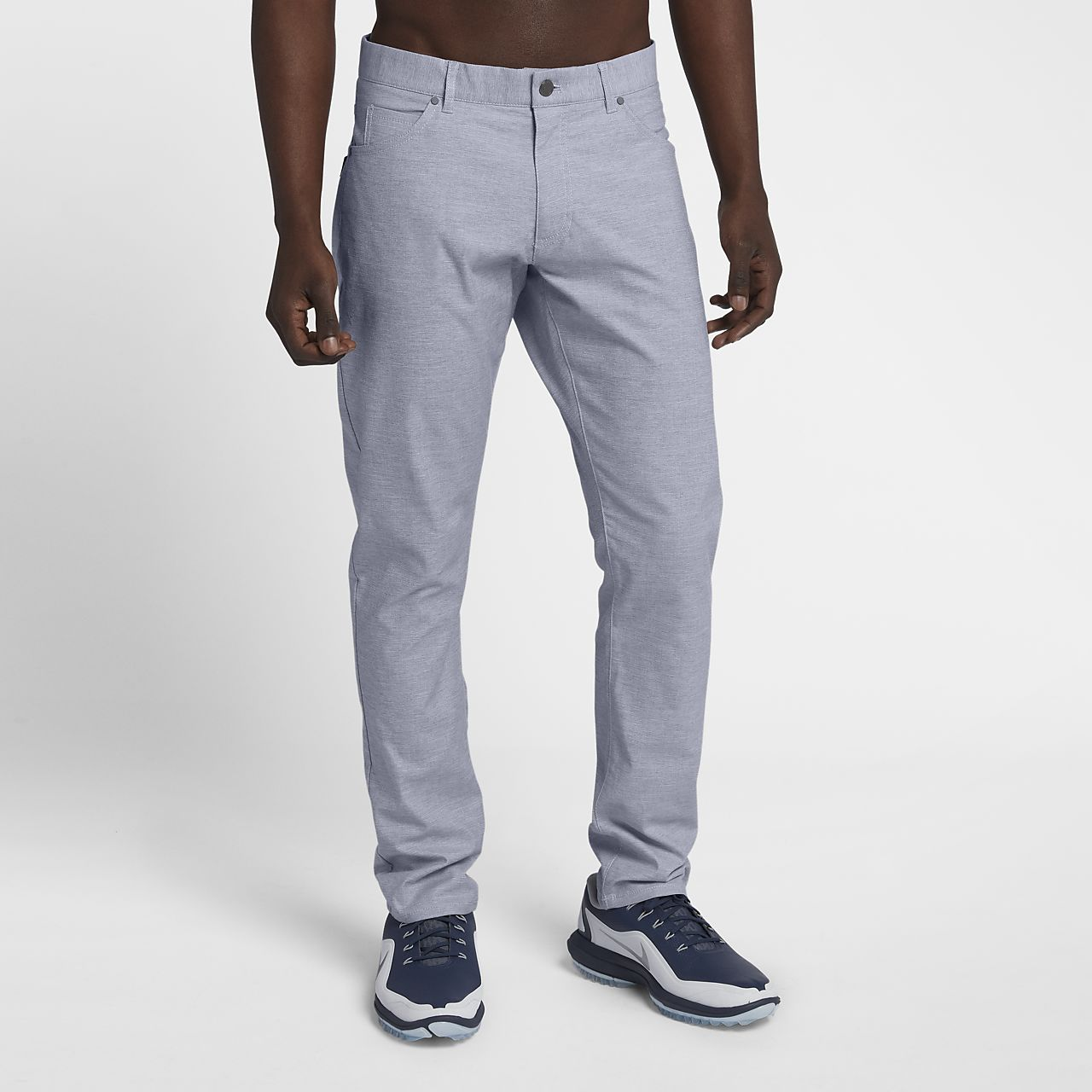 ... Nike Flex 5 Pocket Men's Slim Fit Golf Trousers