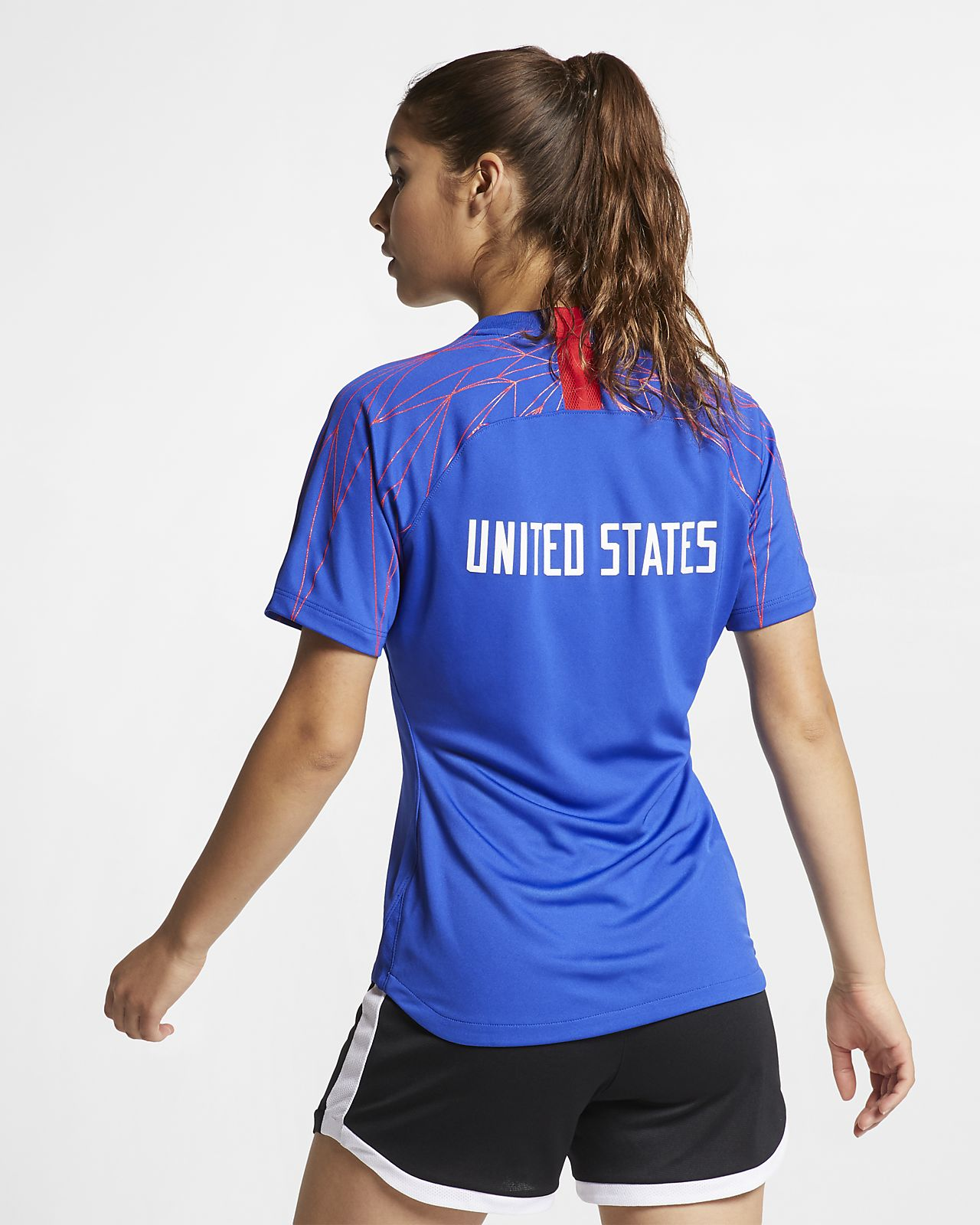 e8879262081 Nike Usa Womens Soccer T Shirt