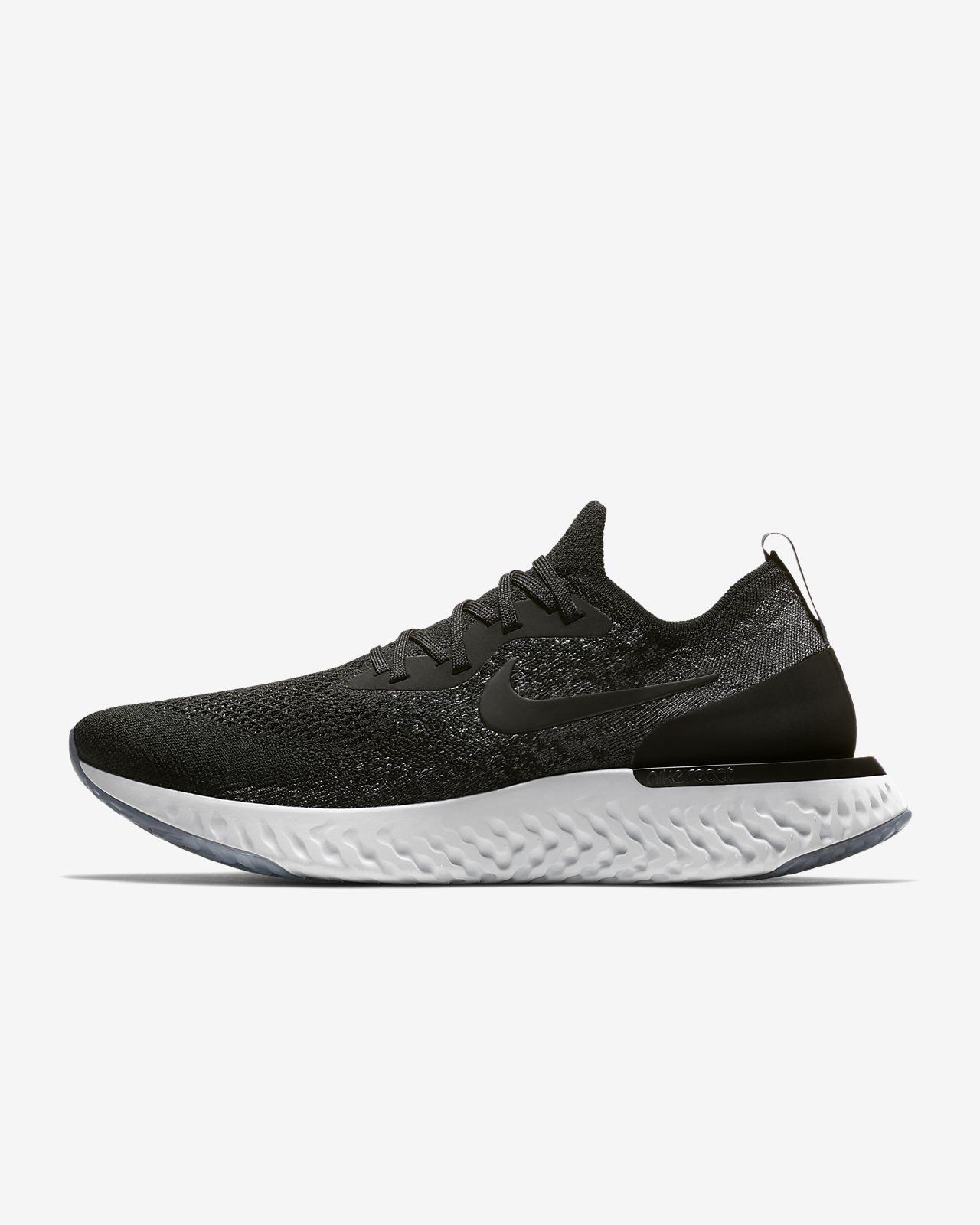 nike epic react flyknit men's running shoe$150