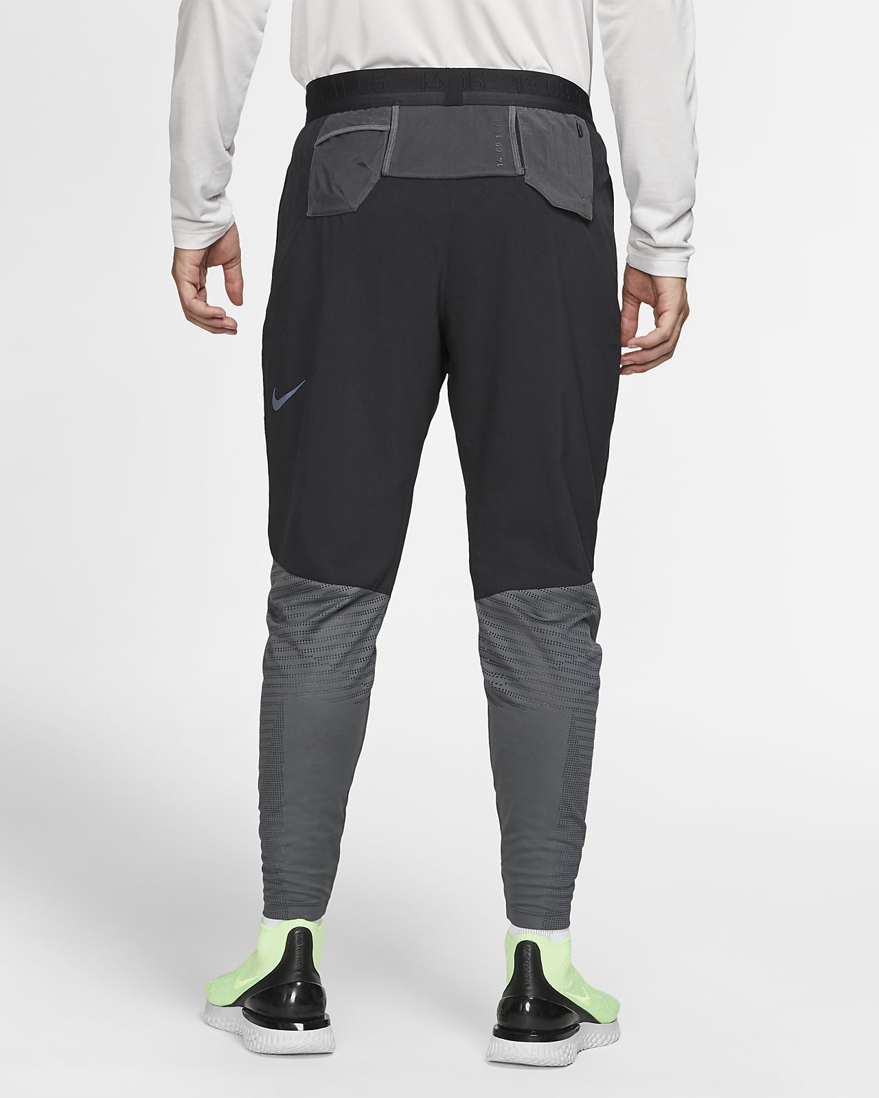 Nike lauftights tech schwarz sport herren running hosen,nike