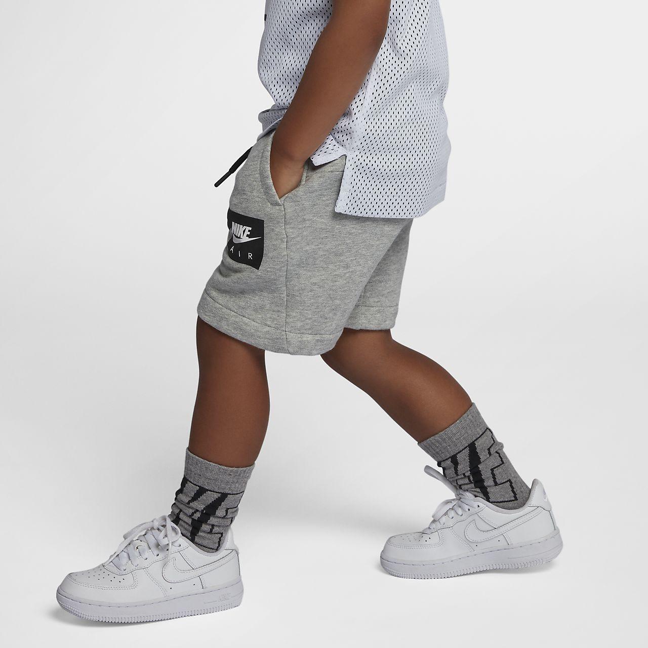 Nike Air 幼童针织短裤