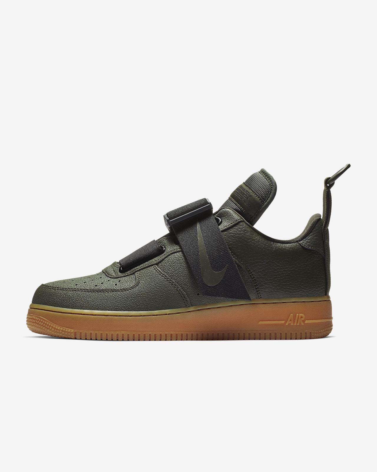 wholesale dealer 90a23 dea61 Nike Air Force 1 Utility sko til herre