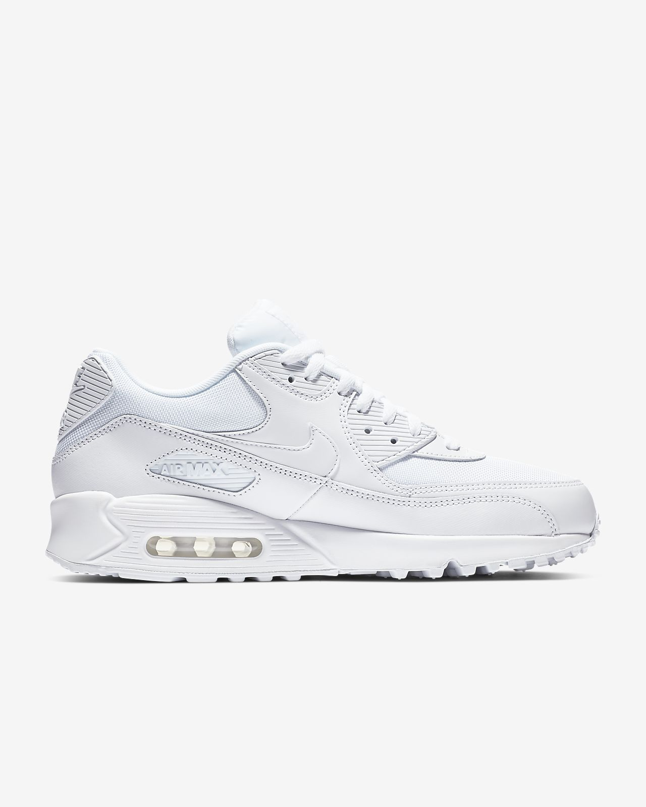 nike air max 90 black and white mens nz