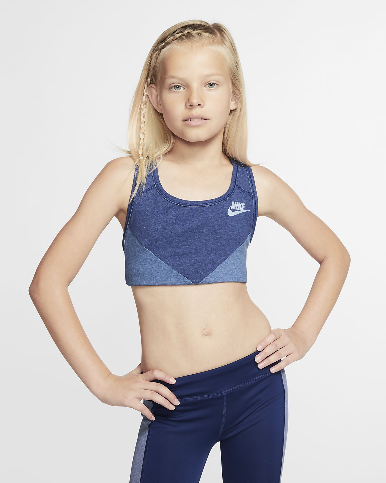 952ecfc240 Nike Girls' Sports Bra