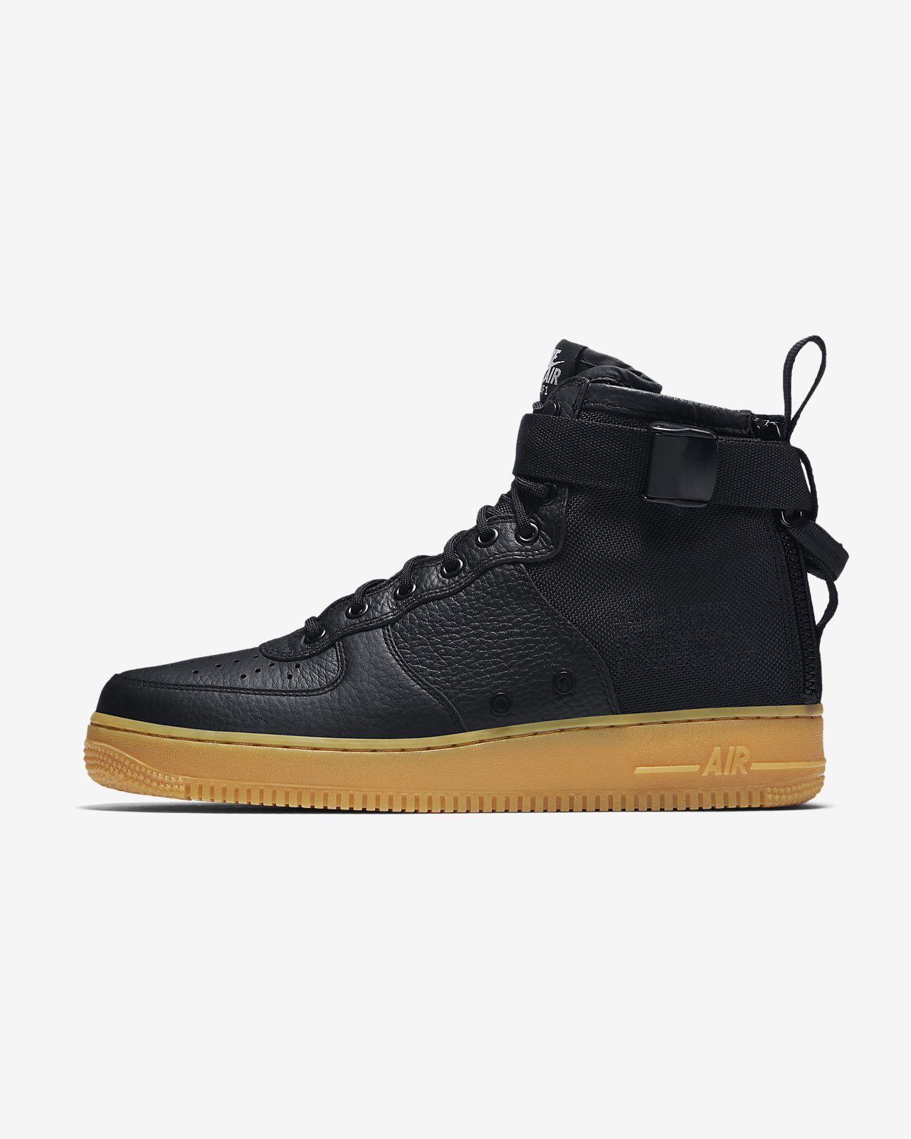 Nike Sf Air Force 1 Mi Schoenen E r8cJFr