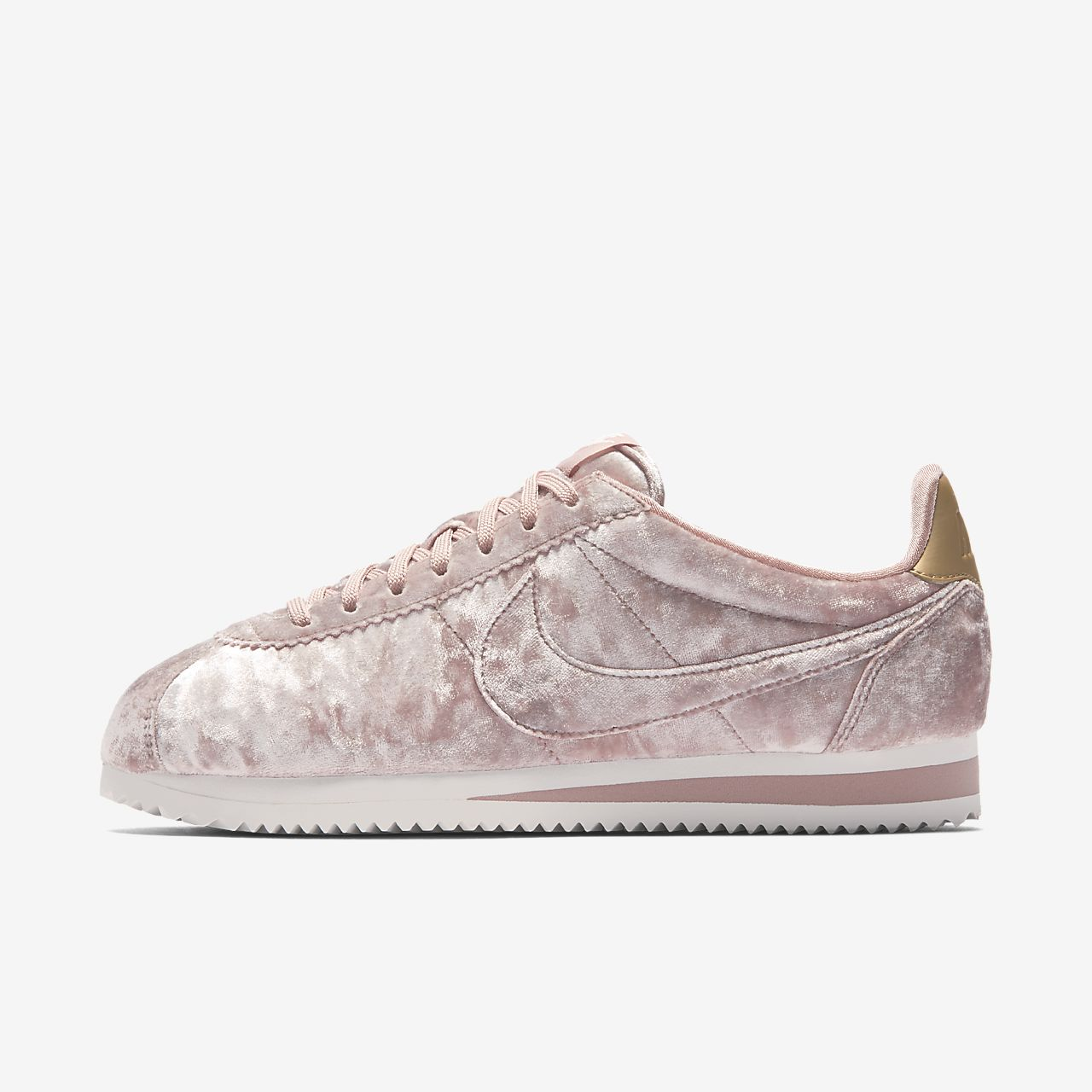 nike classic cortez mujer rosa