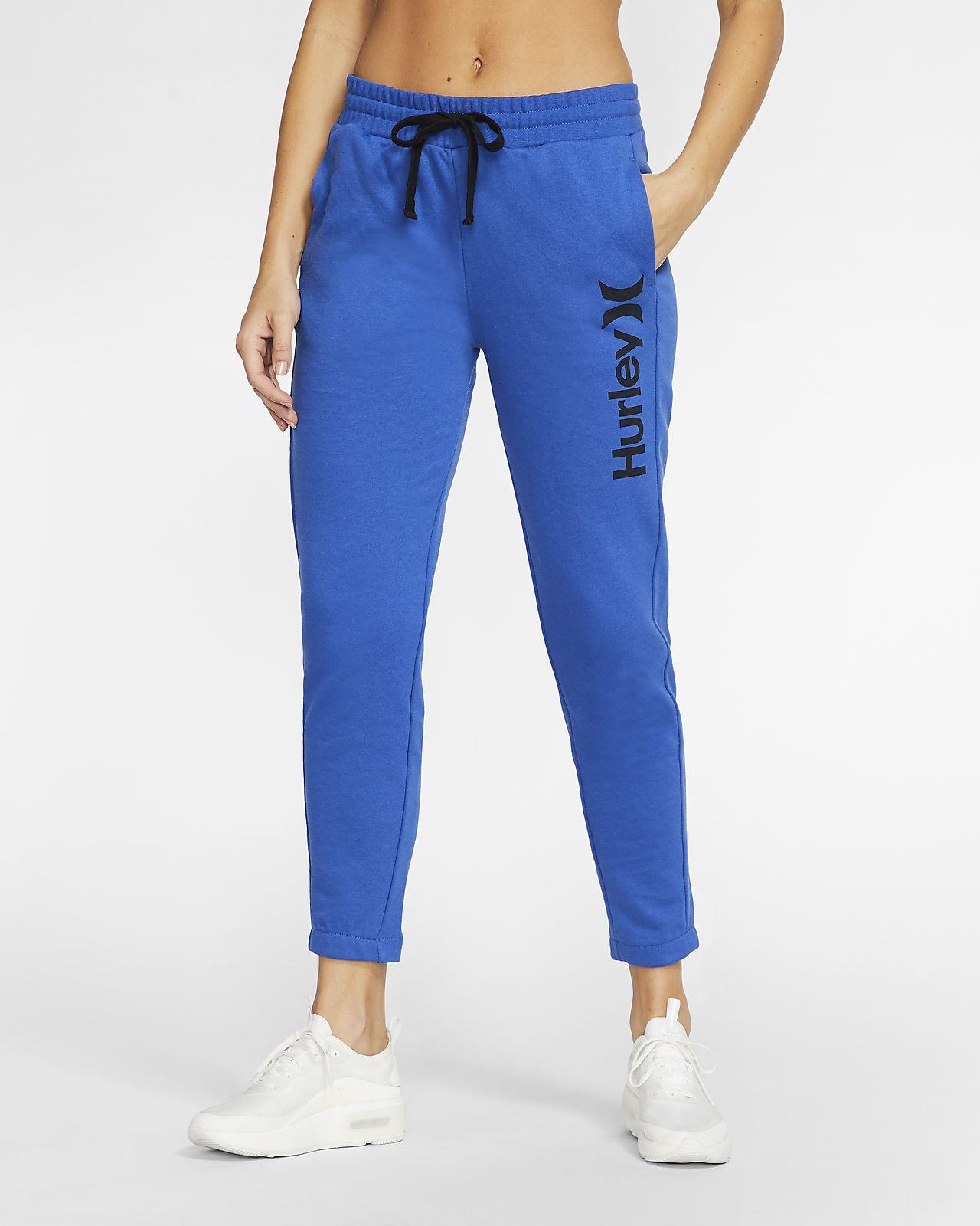 Pantalones de entrenamiento de tejido Fleece para mujer Hurley One And Only