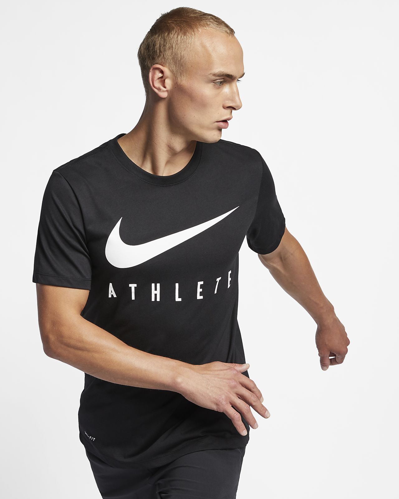 Nike Dri-FIT trenings-T-skjorte til herre