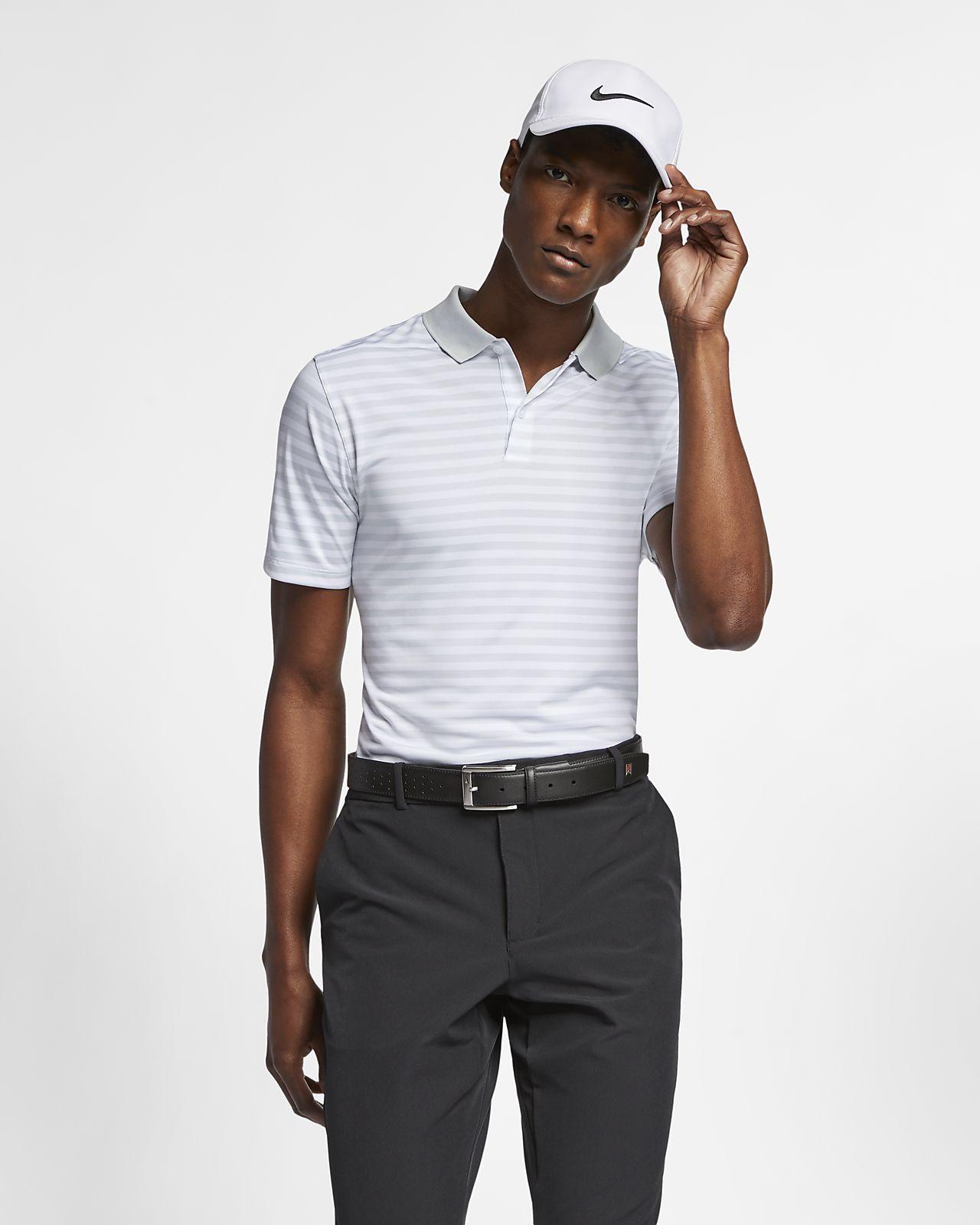 6b53dd77b192c Nike Dri-FIT Victory Men s Striped Golf Polo. Nike.com GB
