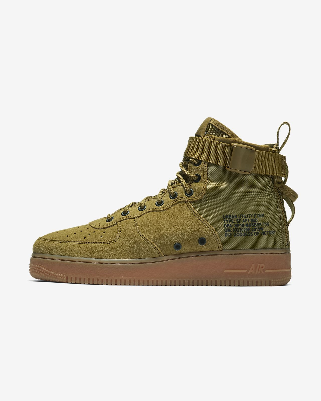 new style 63b6e 949e7 ... Nike SF Air Force 1 Mid Men s Shoe