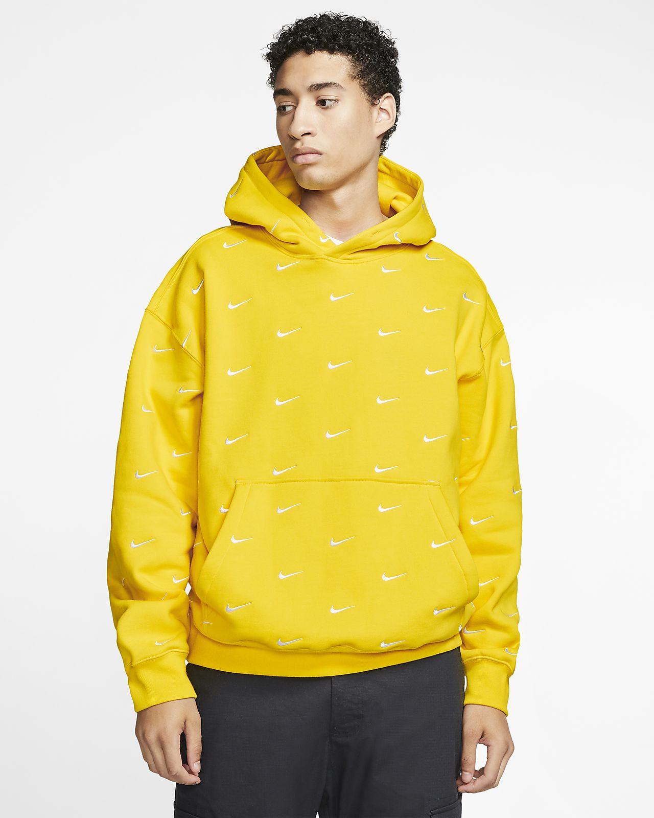 Sudadera con gorro y logotipo Swoosh para hombre Nike