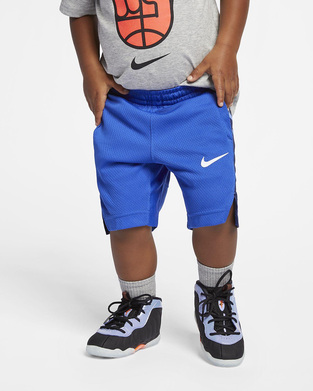 Nike Elite Infant/Toddler Striped Shorts