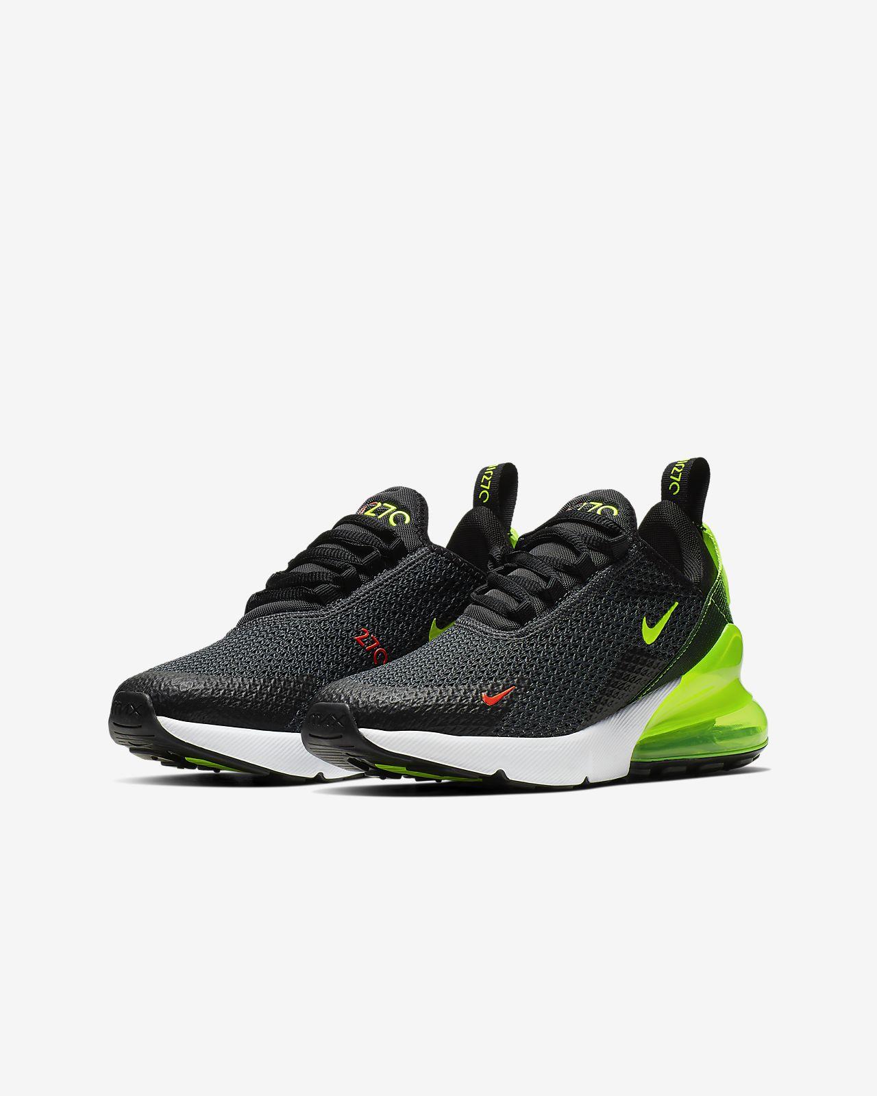 7f16f7ab53 Nike Air Max 270 Older Kids' Shoe. Nike.com GB
