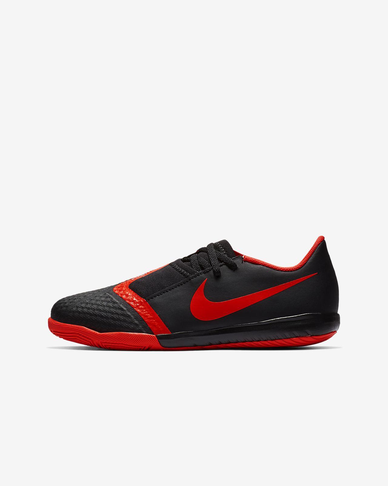 sale retailer cc80a d0fa7 Older Kids  Indoor Court Football Boot. Nike Jr. Phantom Venom Academy IC