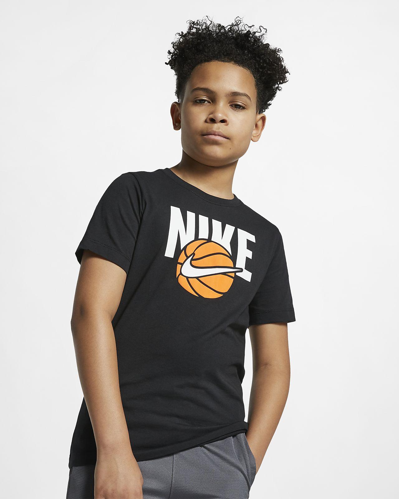 e25258d7 Nike Sportswear Older Kids' (Boys') T-Shirt. Nike.com GB