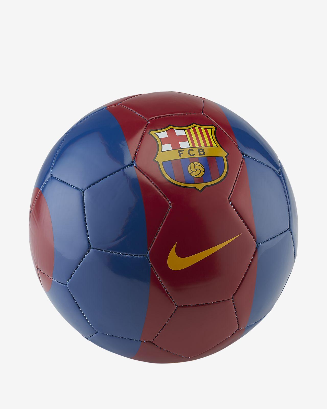 Ballon de football FC Barcelona Supporters. Nike.com CA 28a6f0f6c30