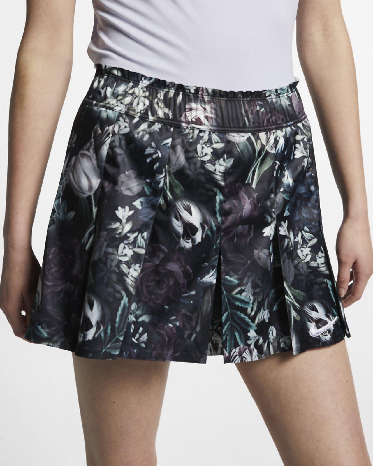 NikeCourt Flex Damen-Tennisrock