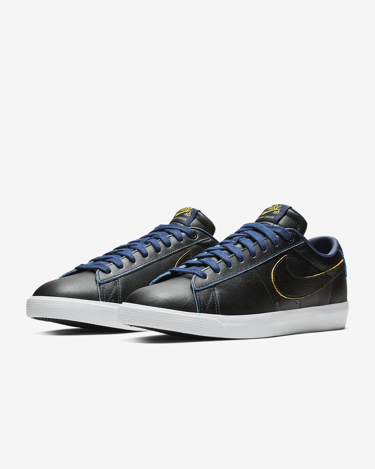 44b24920741f Nike SB Blazer Low GT NBA Men s Skate Shoe. Nike.com AU