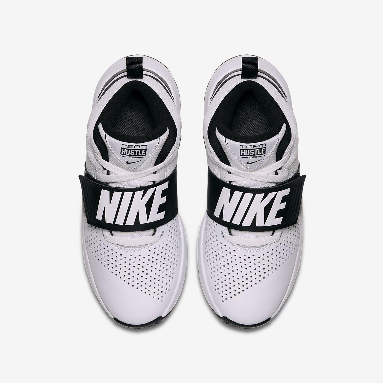 sports shoes 76394 aa547 ... Chaussure de basketball Nike Team Hustle D 8 pour Enfant plus âgé