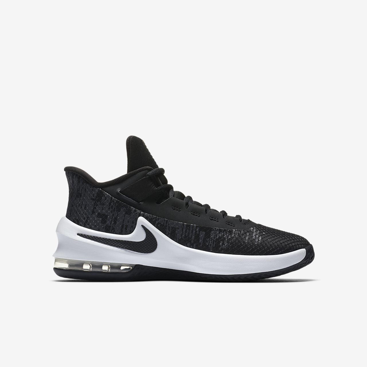 super popular 9145f fff52 ... Nike Air Max Infuriate II Mid Zapatillas de baloncesto - Niño a y niño a