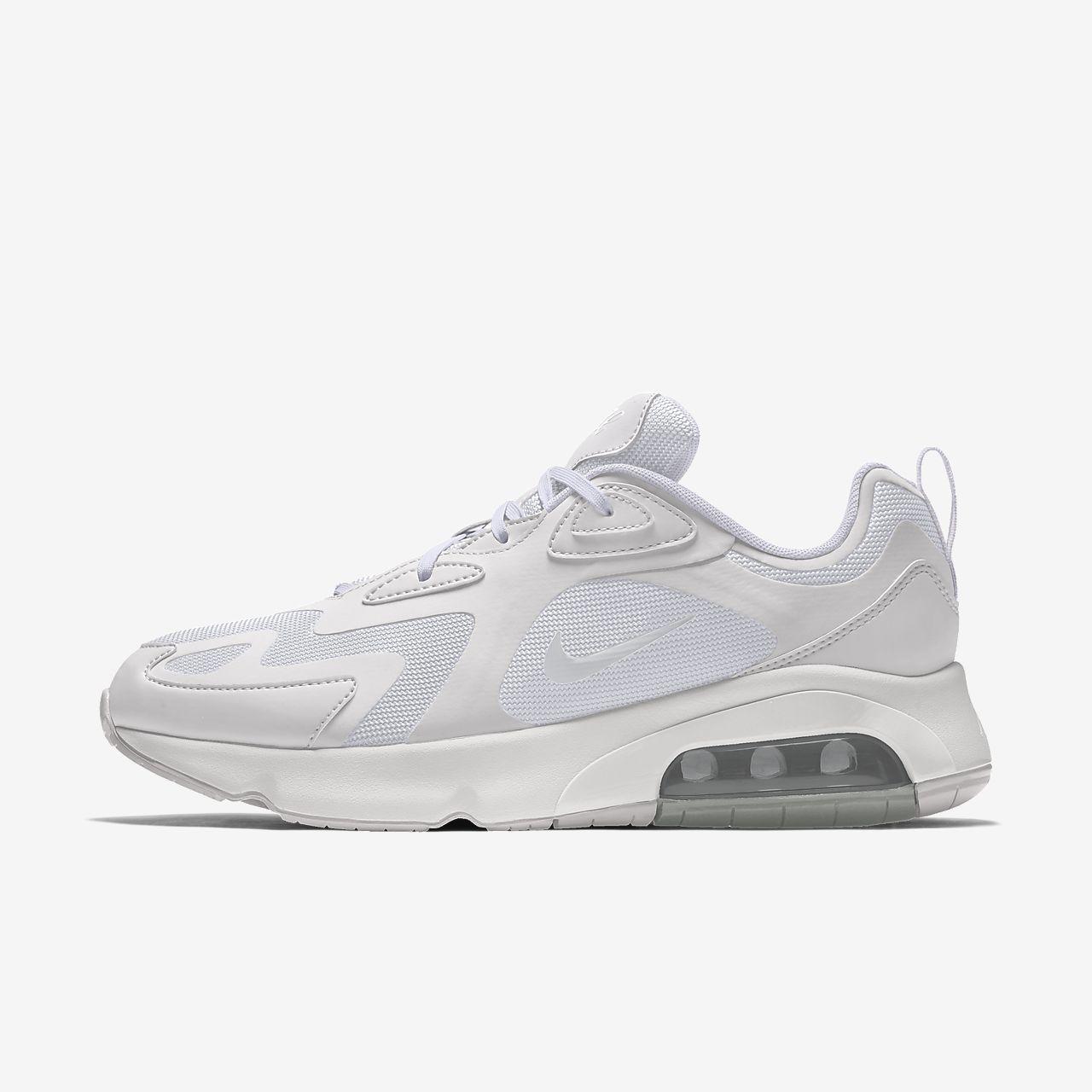 Femmes Air Max 200 Chaussures. Nike LU