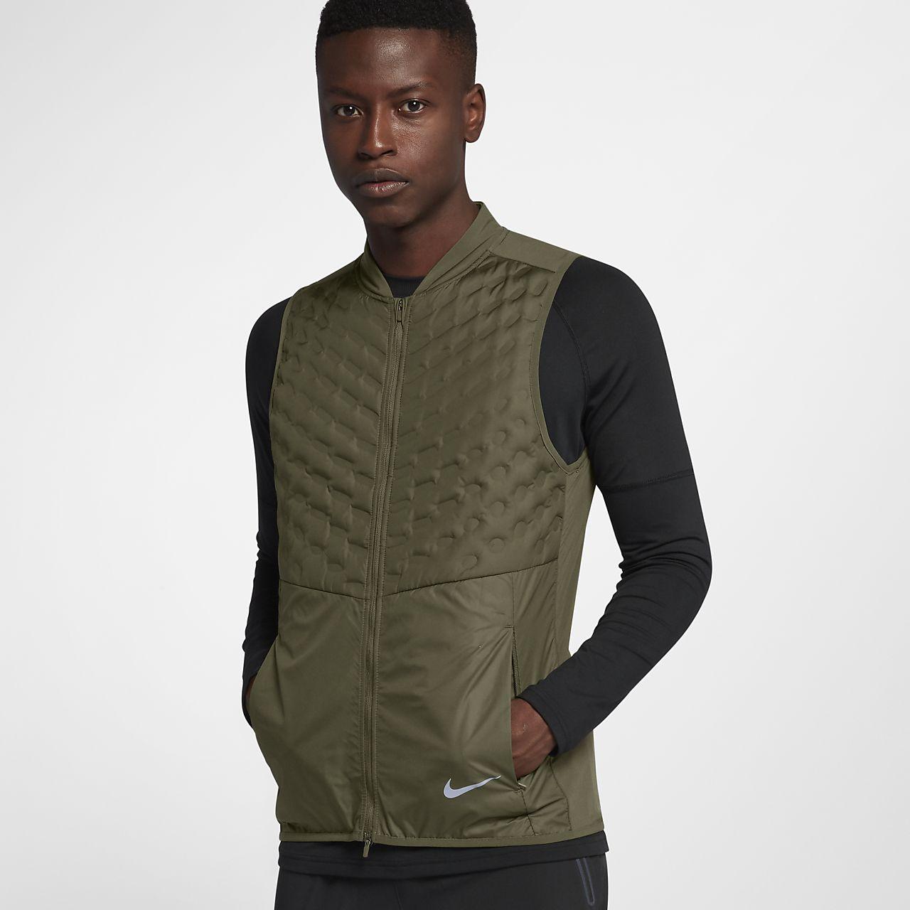 Nike AeroLoft Men s Running Vest. Nike.com 9abbc7490