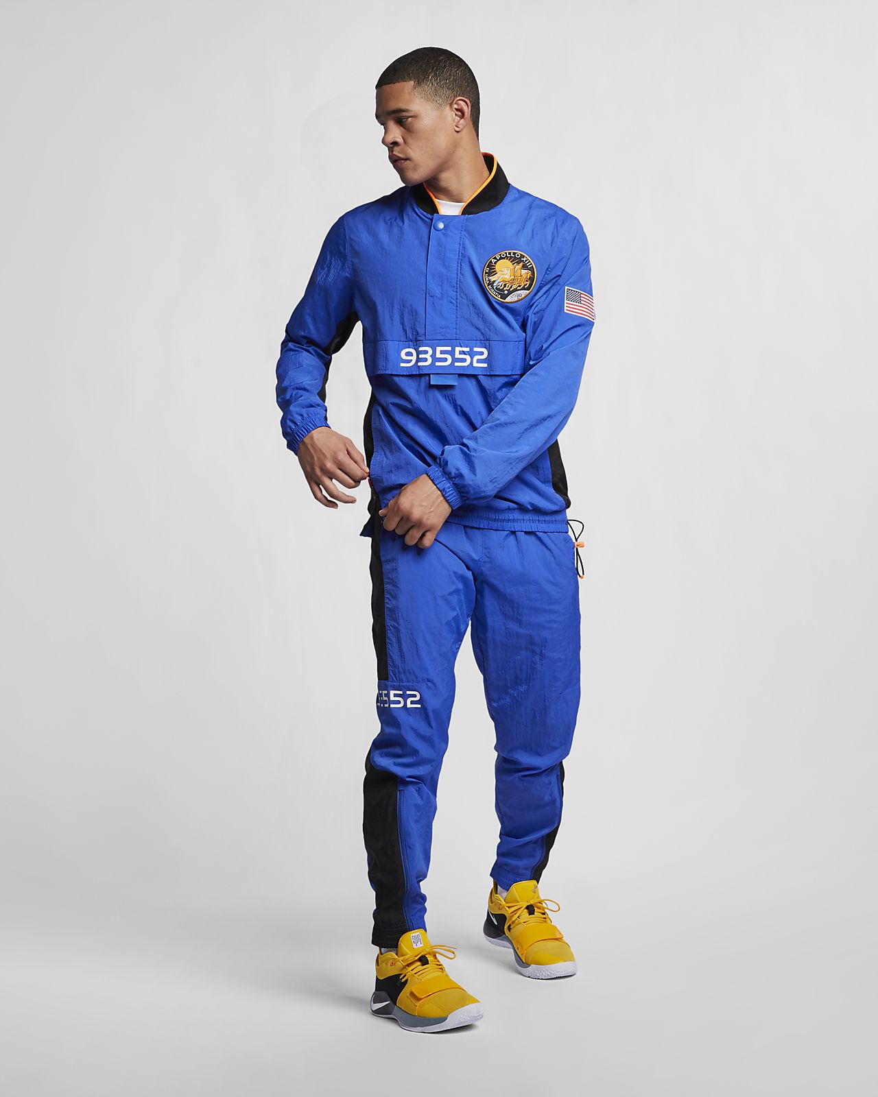 PG NASA Men's Basketball Tracksuit