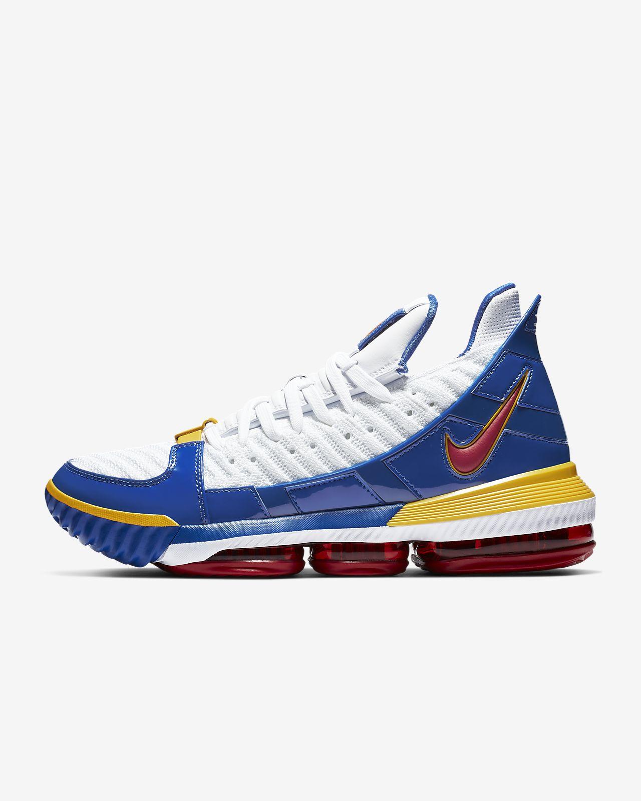 LeBron 16 SB cipő. Nike.com HU 894179dec7