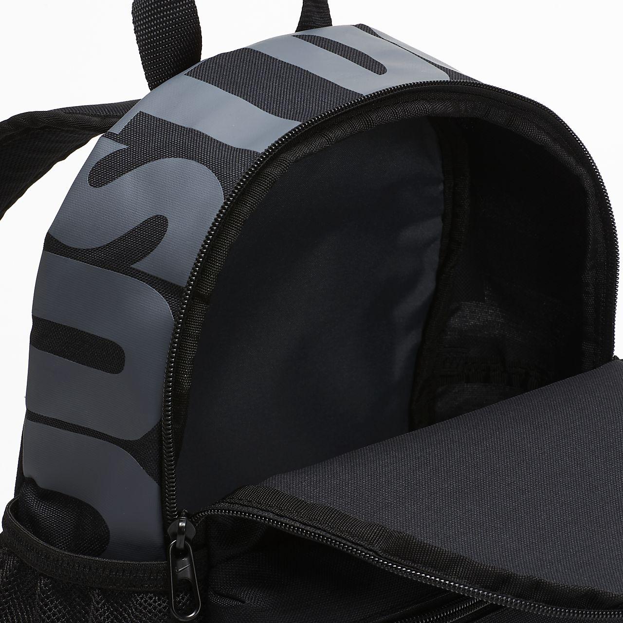 d9b2af7145f8 Nike Brasilia Just Do It Kids  Backpack (Mini). Nike.com