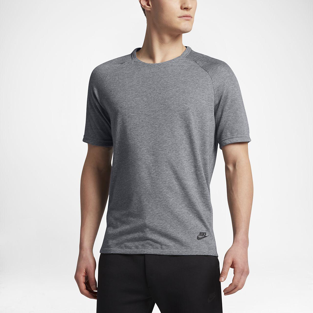 Nike Sportswear Bonded 男子短袖上衣