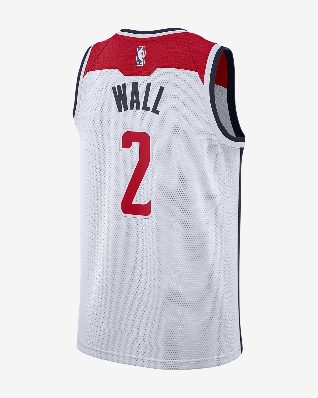 ab75a3be737 ... John Wall Association Edition Swingman (Washington Wizards) Men s Nike  NBA Connected Jersey
