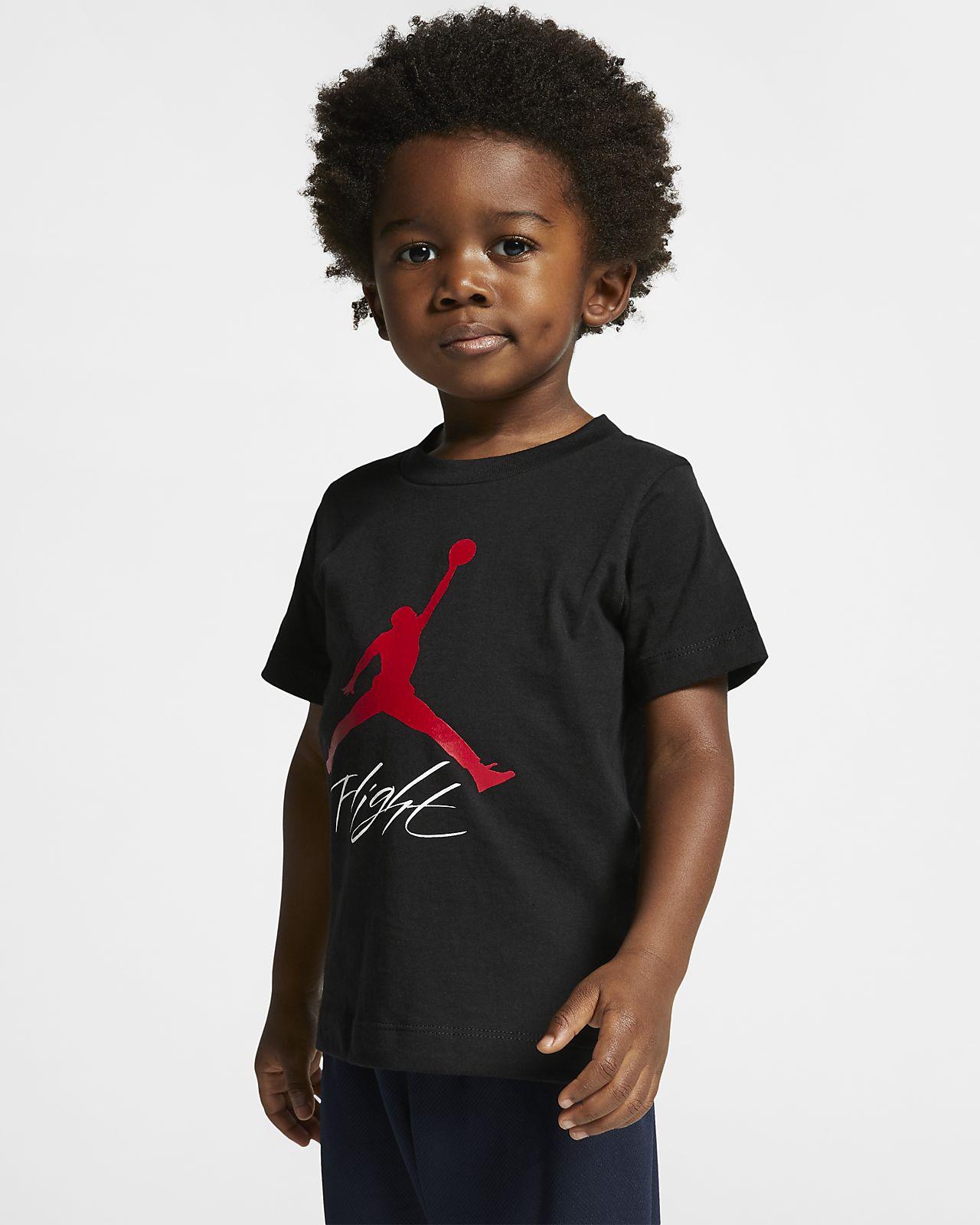 Tee-shirt Jordan Jumpman Flight pour Petit enfant