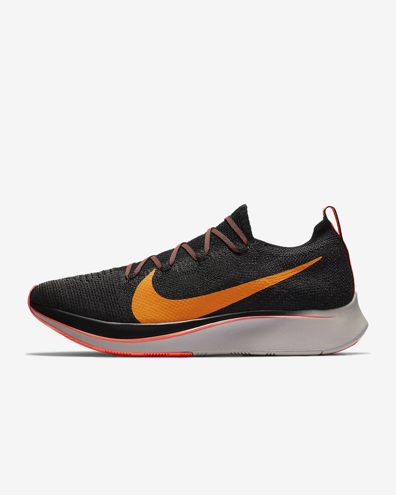 Nike Zoom Fly Flyknit Mens Running Shoe