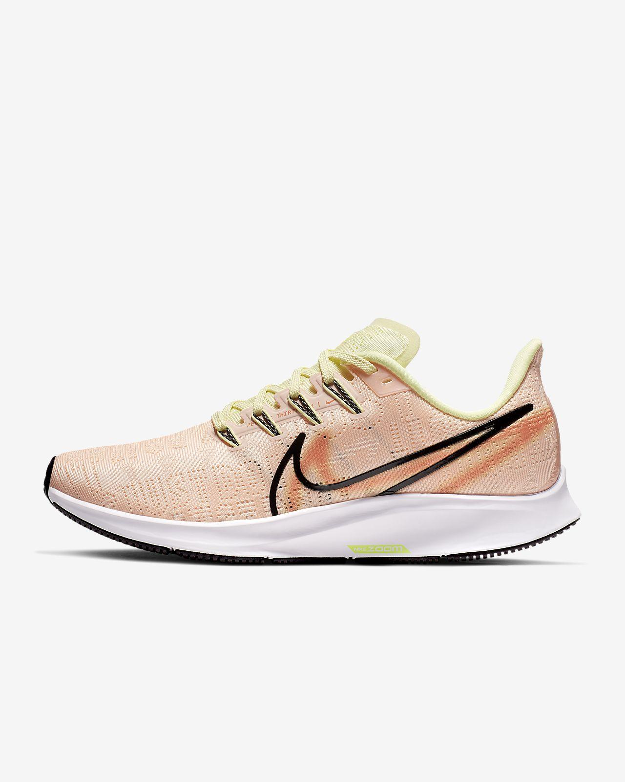 รองเท้าวิ่งผู้หญิง Nike Air Zoom Pegasus 36 Premium Rise