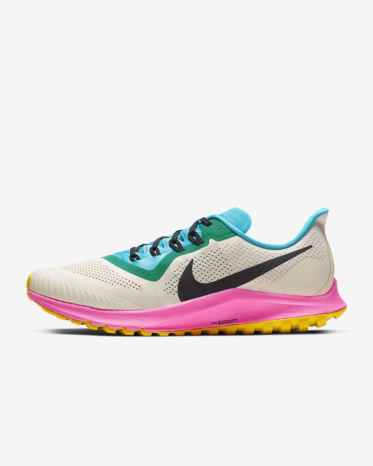 Nike Air Zoom Pegasus 36 Trail Sabatilles de running - Home
