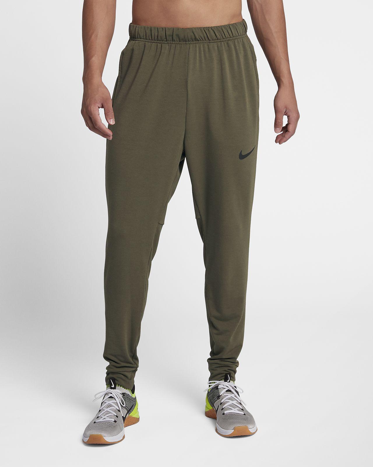 Nike Dri-FIT Men s Training Trousers. Nike.com GB bbd7a2c81e7