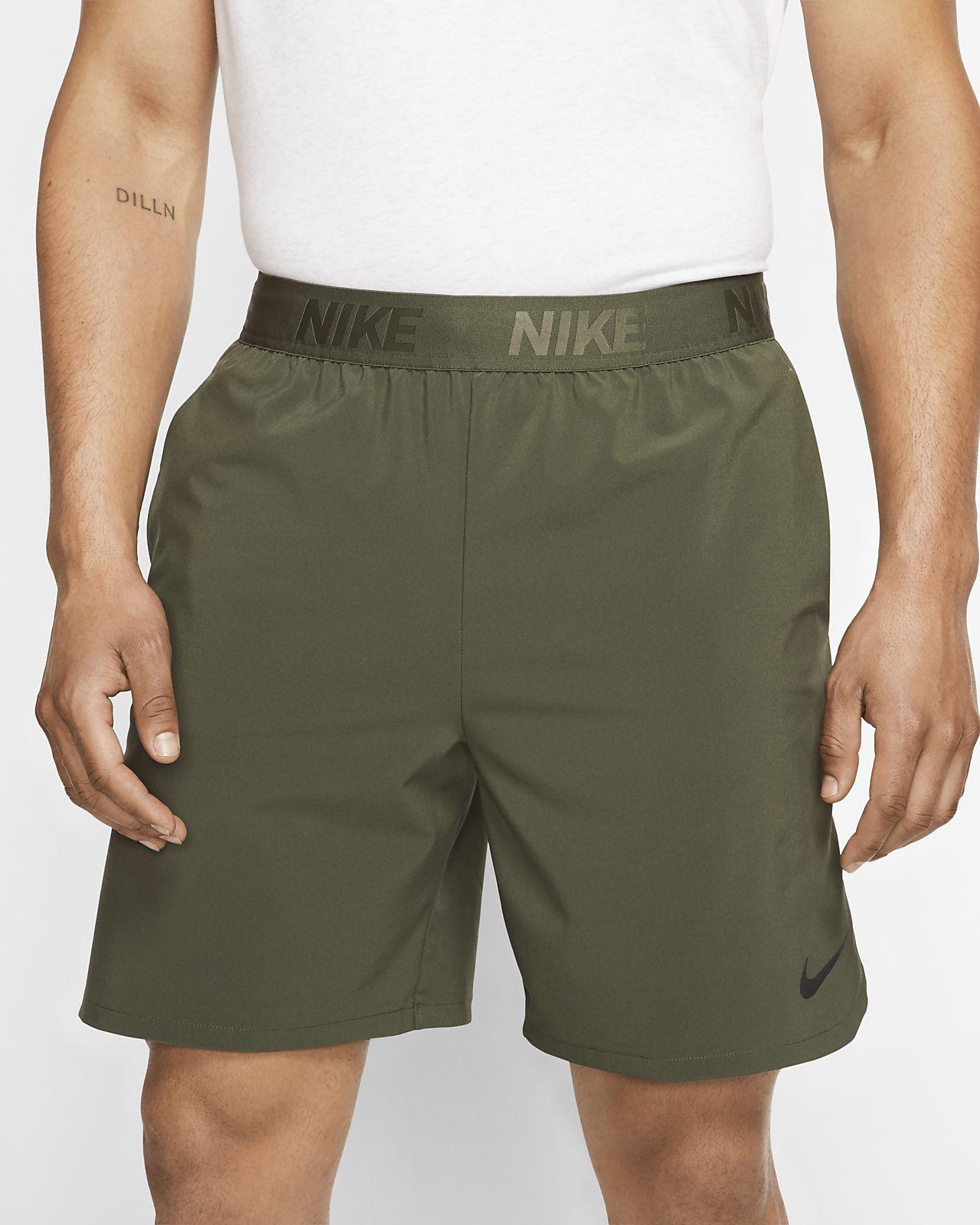 Nike Flex 20,5 cm Erkek Antrenman Şortu