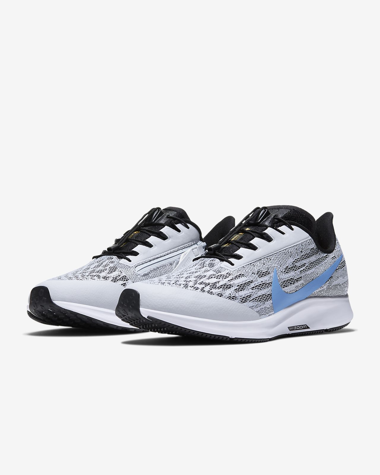 de largepour FlyEaseextra Homme Chaussure running Nike Pegasus 36 rdQhCtxs