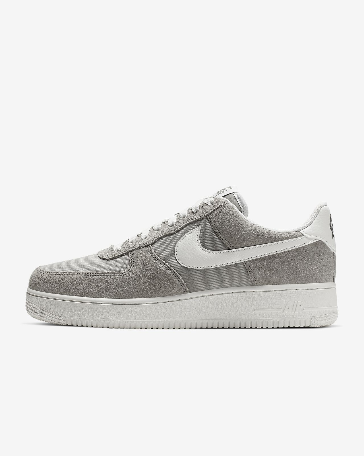 nike air force 1 hombre crema