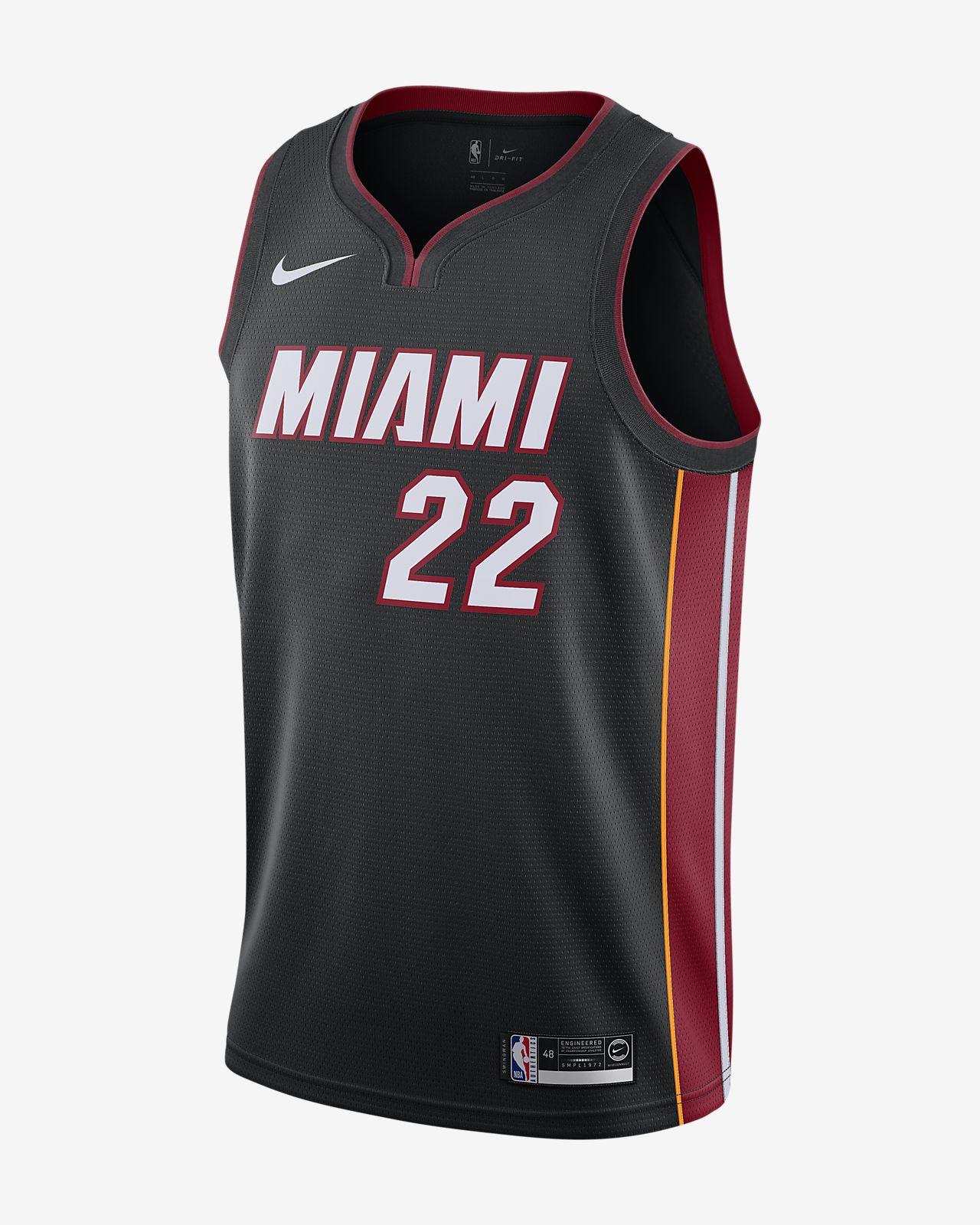 ジミー バトラー ヒート アイコン エディション ナイキ NBA スウィングマン ジャージー