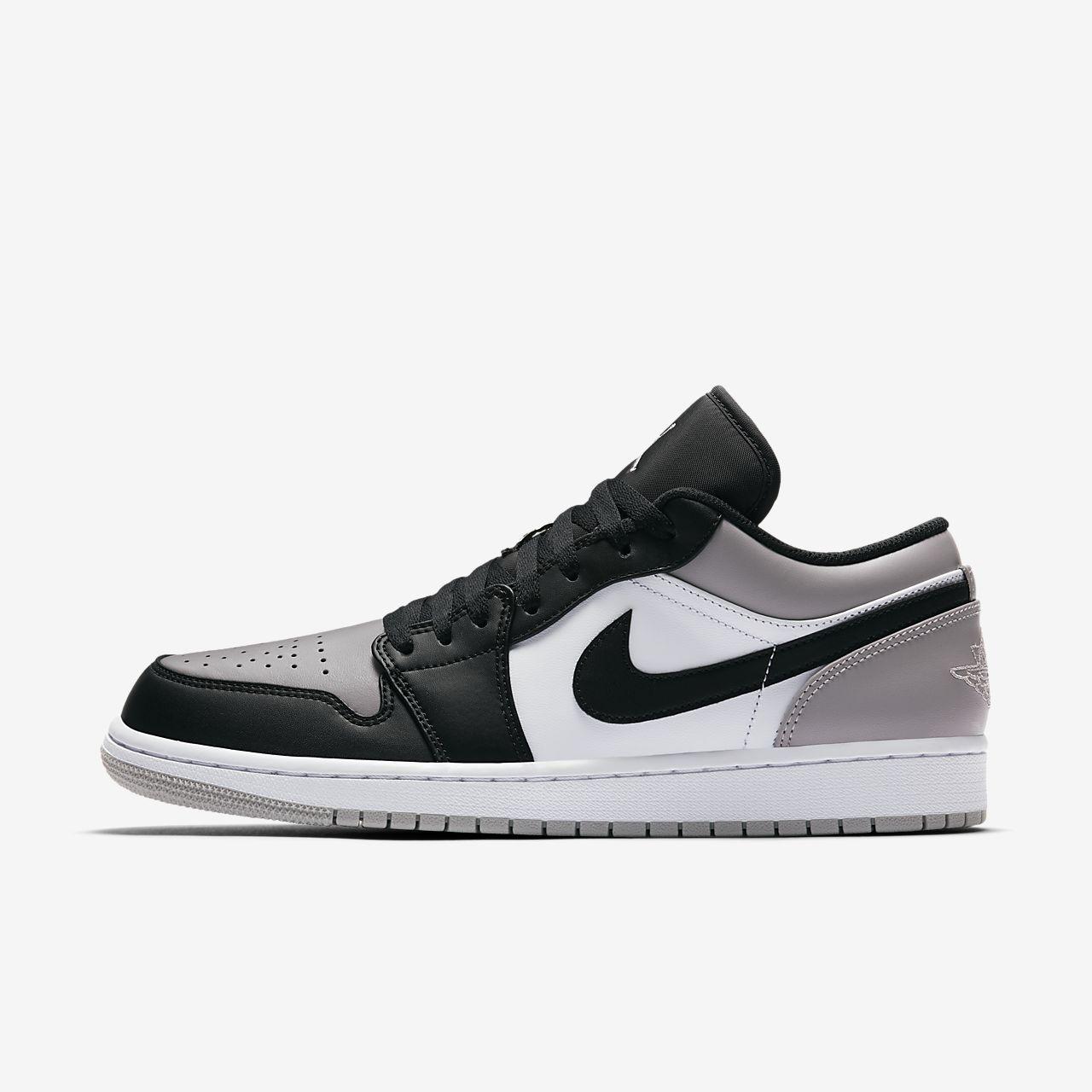 timeless design 0a519 d1585 Nike Air Jordan 1 I Low Blau Schwarz - associate-degree.de