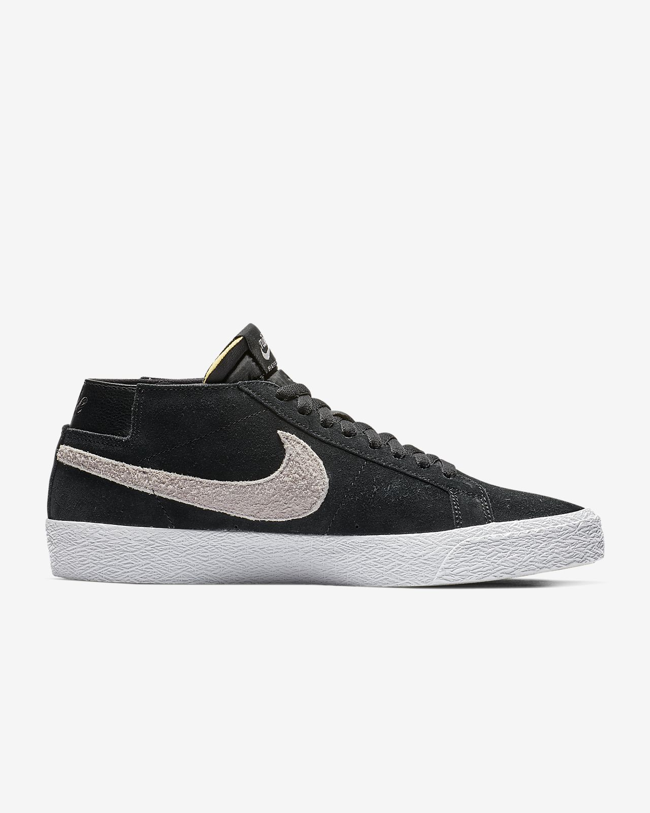 super popular 3d5b4 9f4c2 Nike SB Zoom Blazer Chukka Men's Skate Shoe