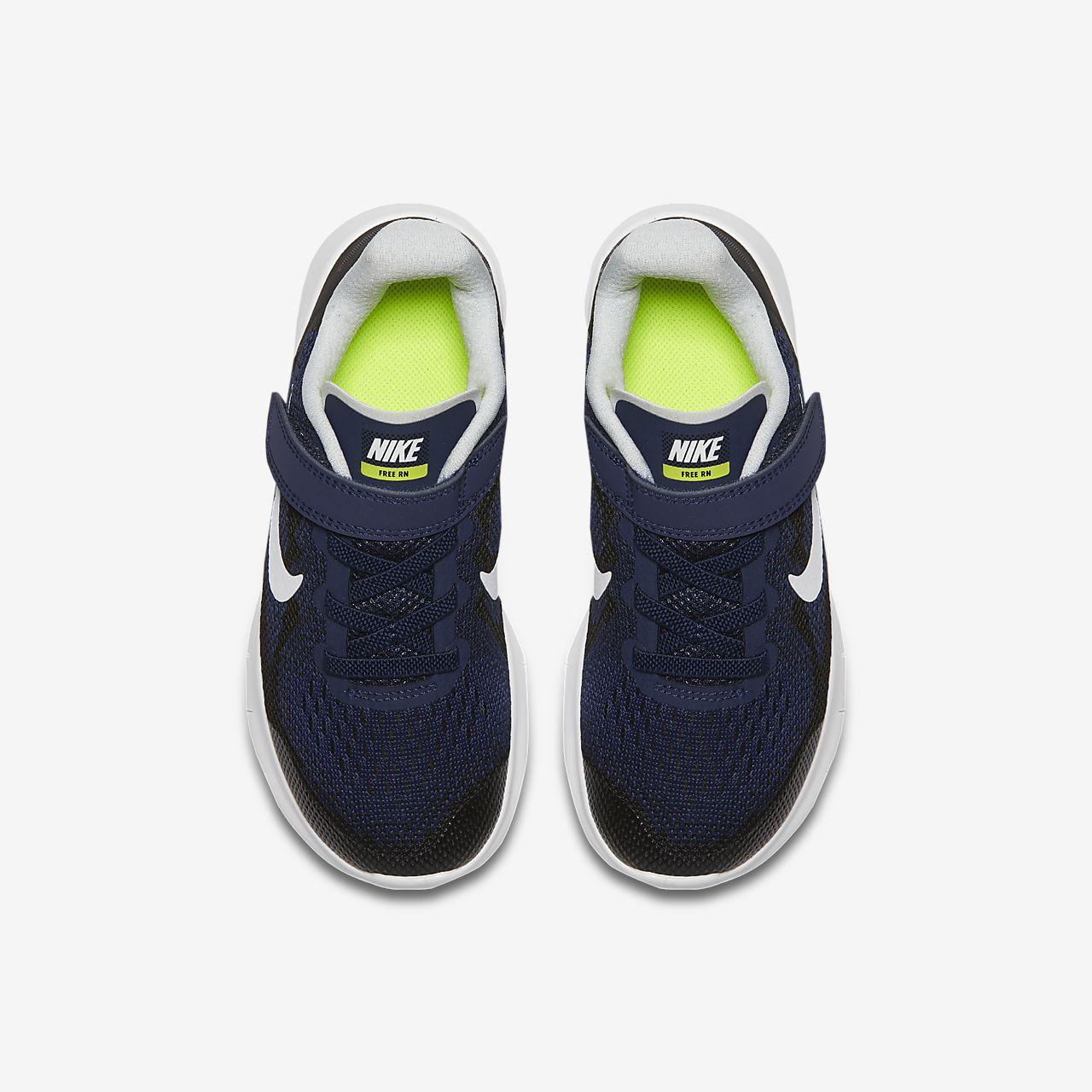 9212e7c9295 Nike Free RN 2017 Little Kids Running Shoe .