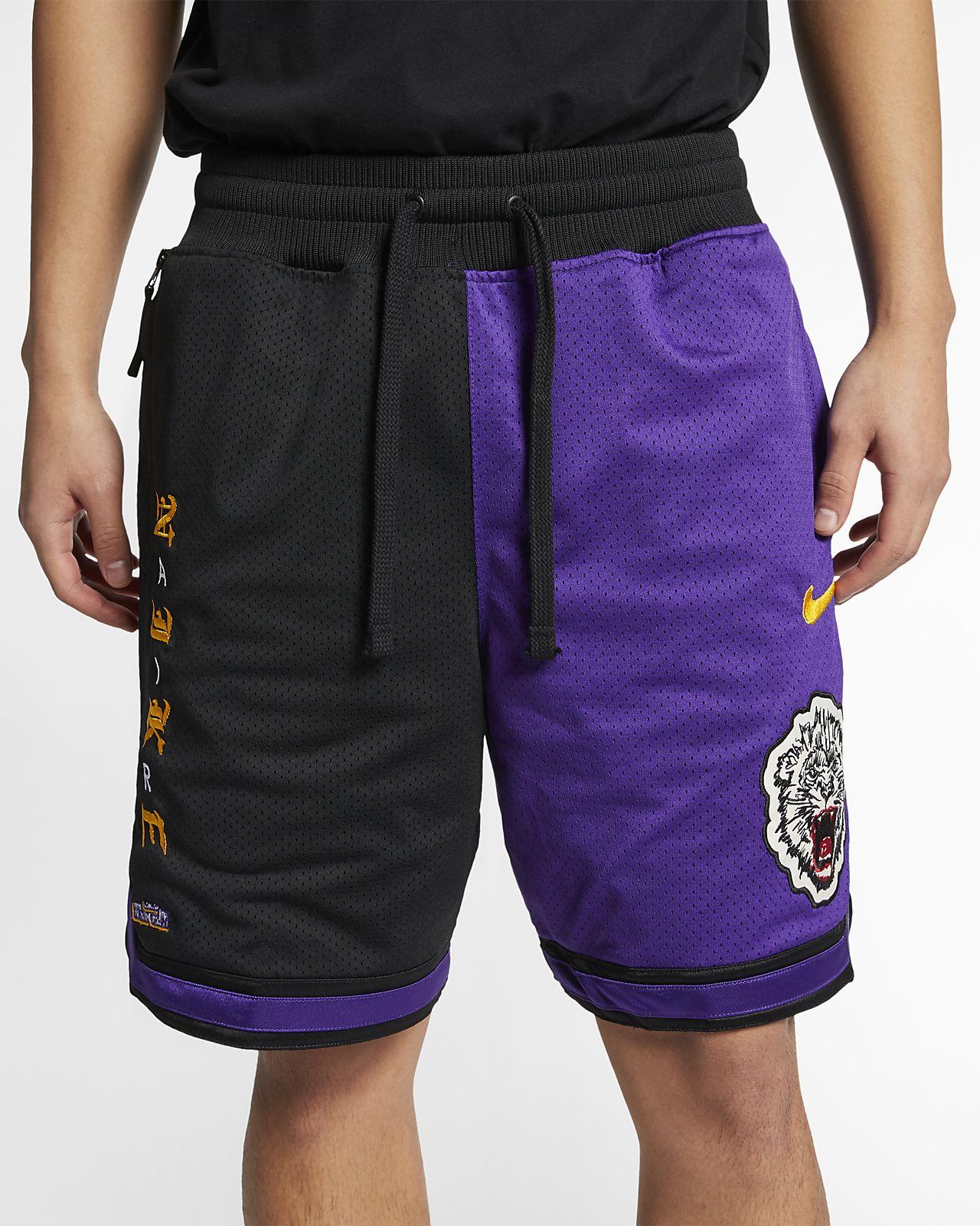 LeBron Nike Dri-FIT DNA x Atmos 男子篮球短裤