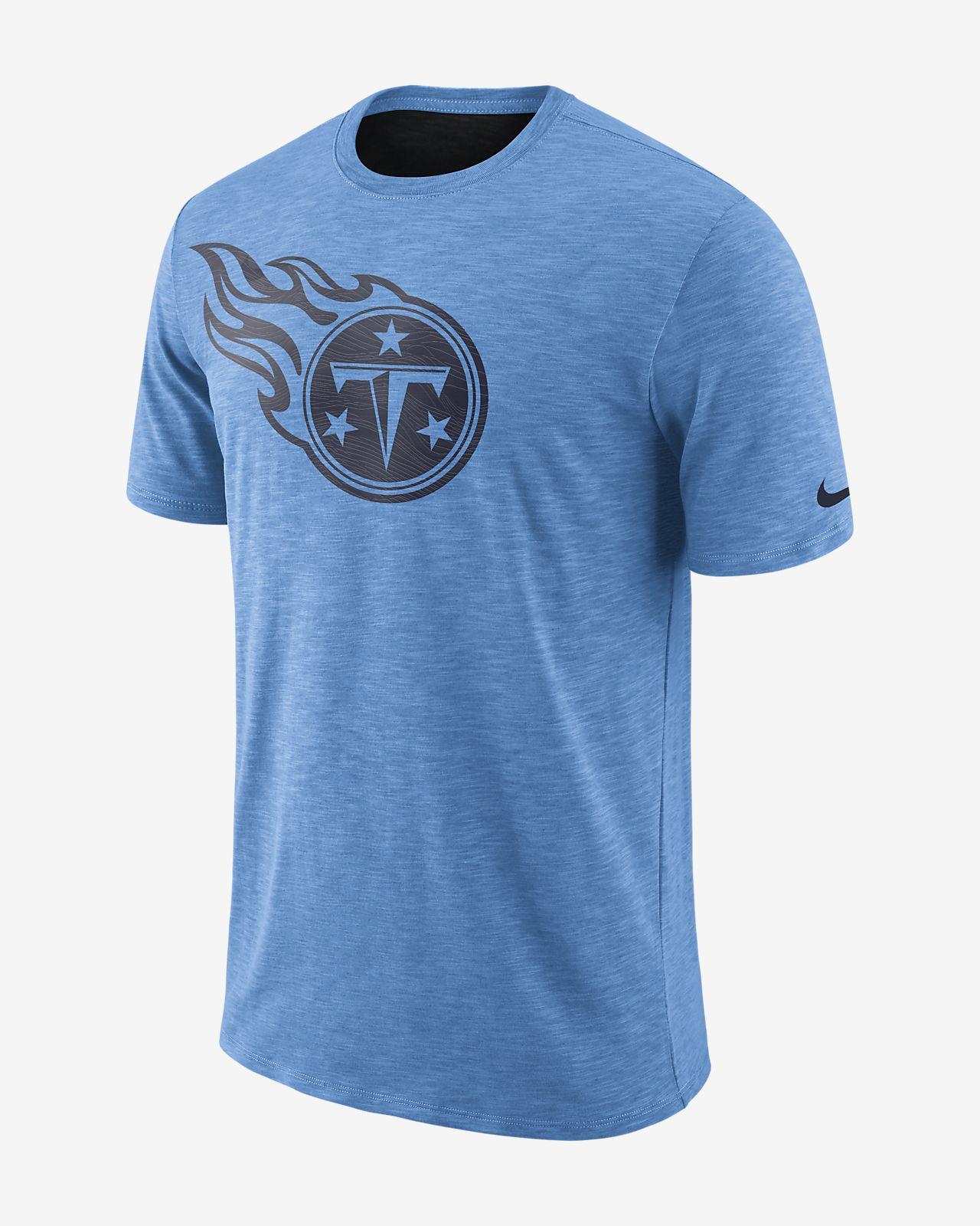 T-shirt Nike Dri-FIT Legend On-Field (NFL Titans) para homem